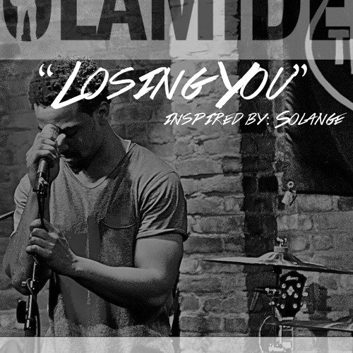 "Olamide "" Losing you ""  Inspired By Solange"