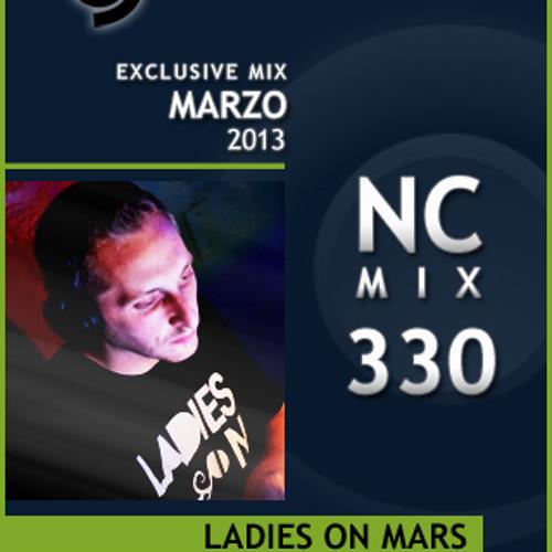 NightClubber Exclusive Mix - 330 - Ladies On Mars (Marzo 2013)