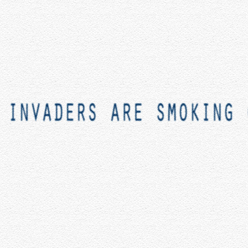 Grass - Those Invaders