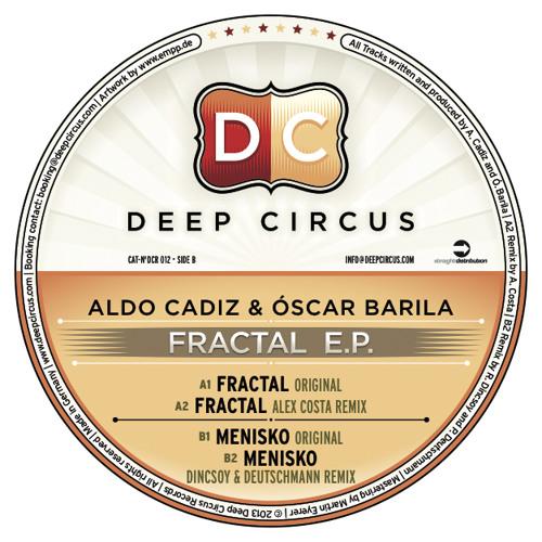 A1) Aldo Cadiz & Oscar Barila - Fractal (Original mix)