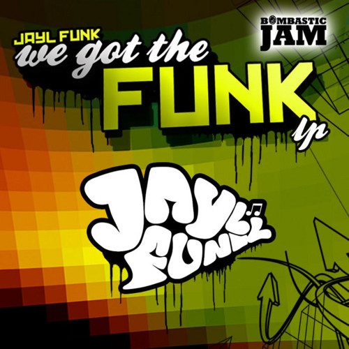 Jayl Funk - Funky Summer Mix 2012