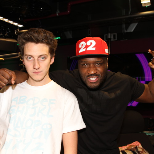 Lethal Bizzle freestyles live on the Toddla T Show!