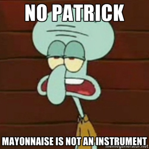 No Patrick, a 303 isn't an instrument either...