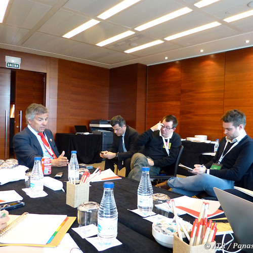 ATR Podcast - Day 2 for Madrid 2020 IOC Inspection