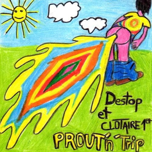 Prout ' n ' Trip -clotaire 1er-    LIVE au KLUB - Paris - février 2013