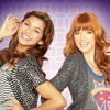 contagious love.zendaya and bella thorne