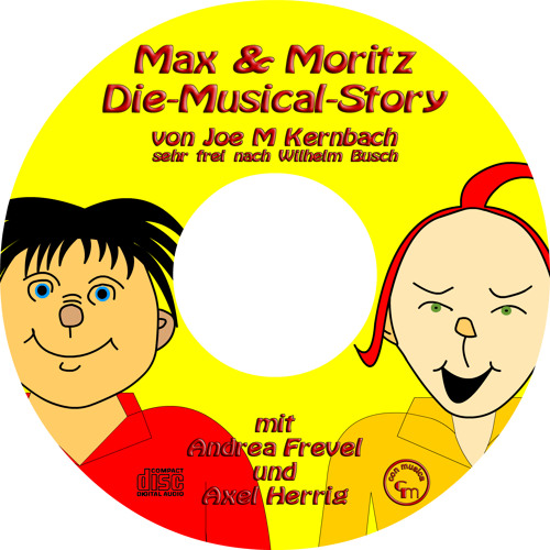 Max und Moritz – Die-Musical-Story