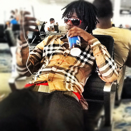 Chief Keef - Stop Callin Me [ Prod By Marwen ]