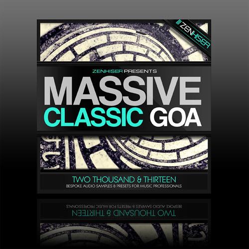 Massive Classic Goa Presets - 101 Perfectly Crafted Goa Presets For NI Massive Synth