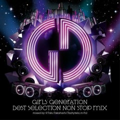 Girls' Generation - Best Selection Non Stop Mix 2013 (Full Track) 60 mins.