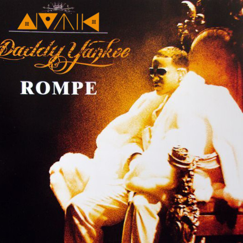 Daddy Yankee - Rompe (NamiK 909 Bootleg)