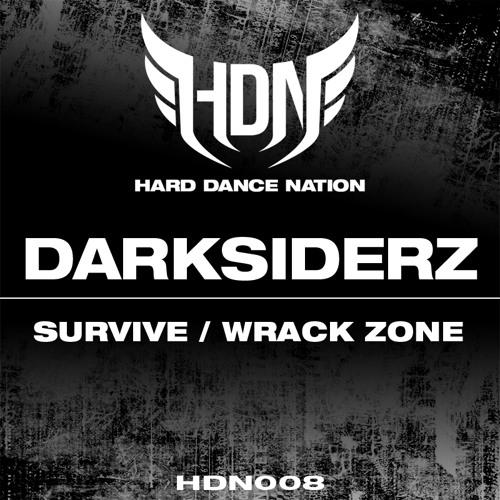 Darksiderz - Survive [Radio Edit] [HDN008-A]