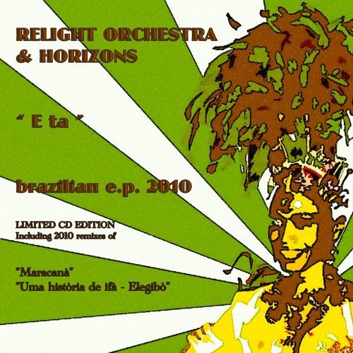 """""""E TA""""-Relight Orchestra & Horizons (Unreleased acapella 2010) 122bpm"""