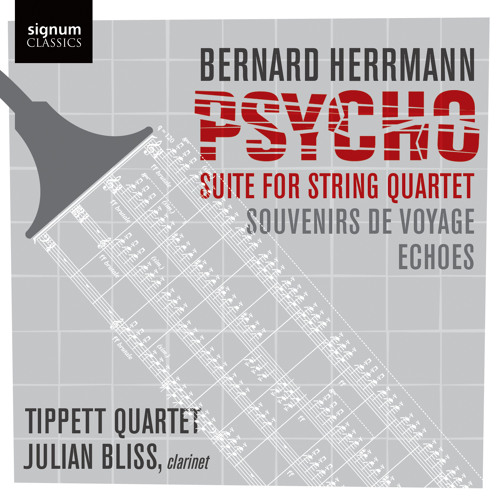 Souvenirs de Voyages III - Tippett Quartet & Julian Bliss