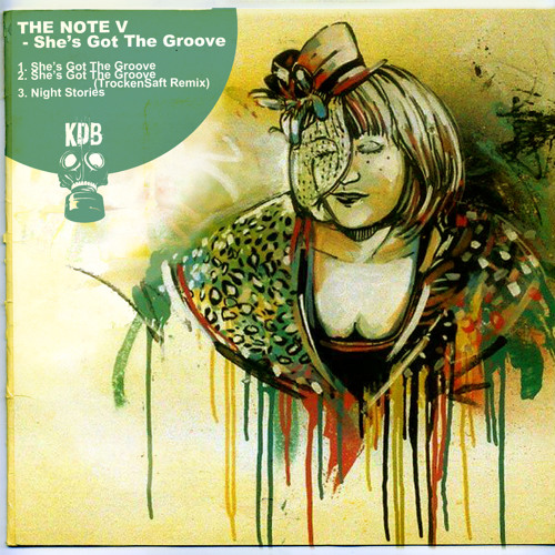 The The Note V - She's got the groove (TrockenSaft remix) [KDB023D]