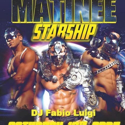 fabioluigi/jubolmix_MATINÉE STARSHIP -London_ SAT 13.04.2013 @ FIRE