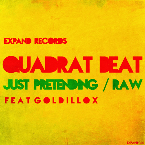 Quadrat Beat - RAW (Original Mix) [Expand Records]