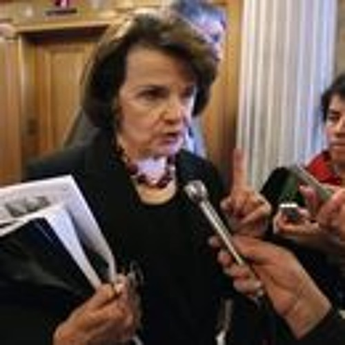 Senator Dianne Feinstein on Drones, Assault Weapons Ban