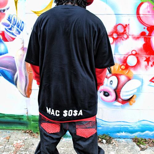 Mac Sosa - On The Grind ft. Bohagon, Big Krit, & Nica (Produced by Big Krit)