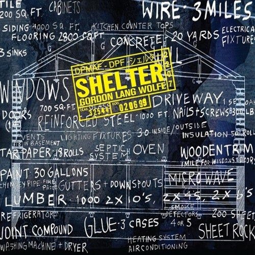 """1. Before I Enter (from """"Shelter"""" by Gordon/Lang/Wolfe)"""