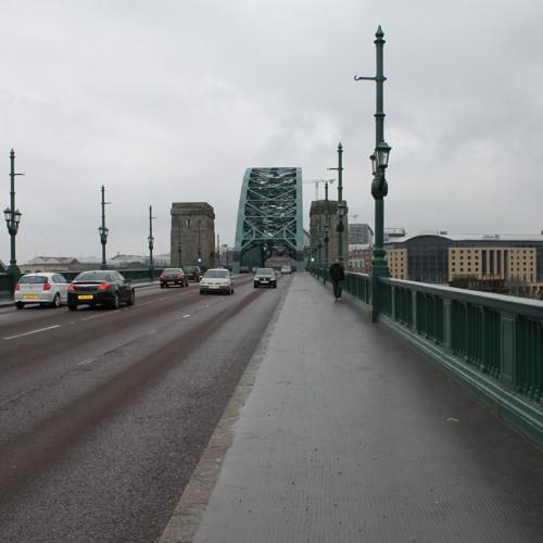 Urbanisation- Tyne Bridge 19/3/12