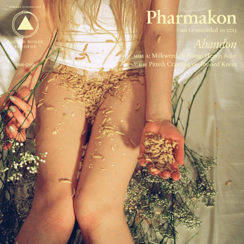 Pharmakon - Crawling On Bruised Knees