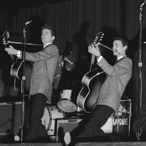 Everly Brothers - All I Have To Do Is Dream
