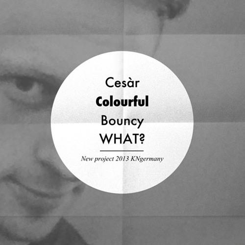 Cesàr - COULEURS (Part 3) (DJ set) *FREE DOWNLOAD*
