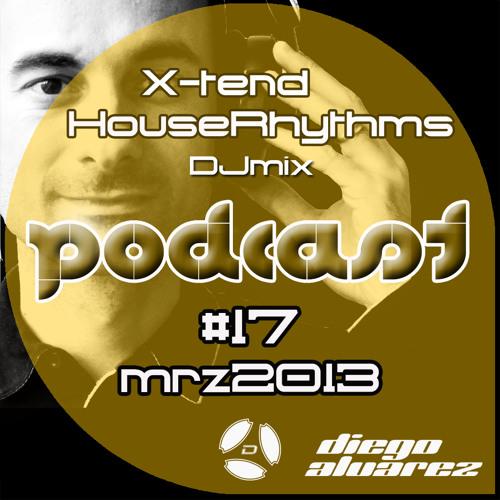 DJ MIX#17 MRZ2013