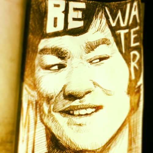 Bruce Lee on self-expression