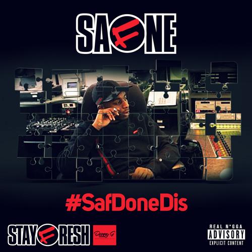 Saf One, Macca & Pressure - Freestyle (DJ Cameo - 1Xtra - 05-03-13)