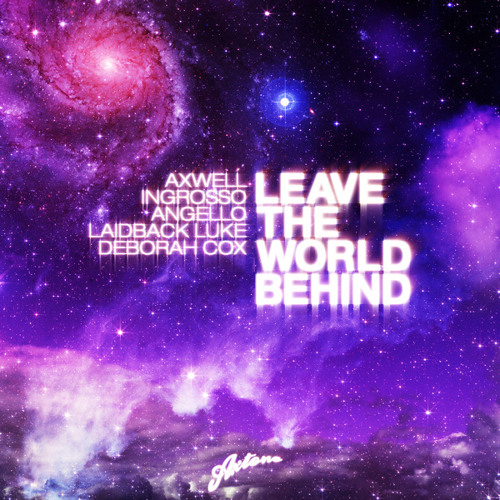 Omnia vs Axwell - Leave The Fusion Behind (Startrix & Backfire Mashup)