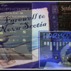 Farewell To Nova Scotia: Harmodion Accordion, Chordophonet Virtual Harp, Syntheway Strings, Flute