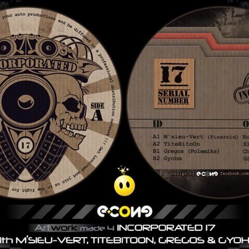 Rub a tek / vinyle [Incorporated 17 - Astrofonik]