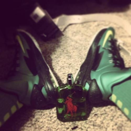Nikes and Polo