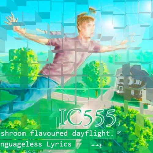 Mushroom Flavoured Dayflight ( Languageless Lyrics  ) IC555