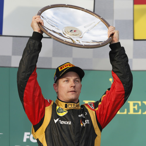 Kimi Raikkonen 2013 Malaysian Grand Prix Preview