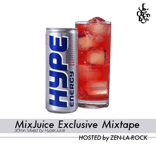 HyperJuice - MixJuice (Exclusive Mixtape)【FreeDownload】