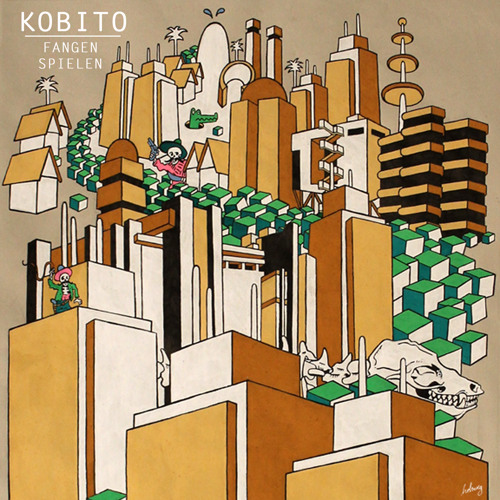 Kobito - Verstehn Sie Nie (feat. Refpolk, Sookee & Pyro One)