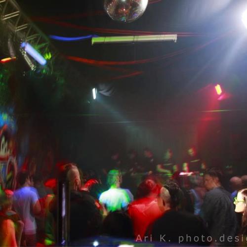 "Schall & Rauch live @ ""Electro Baustelle"" Panoptikum 16.03.2013 [Kassel] >Germany<"