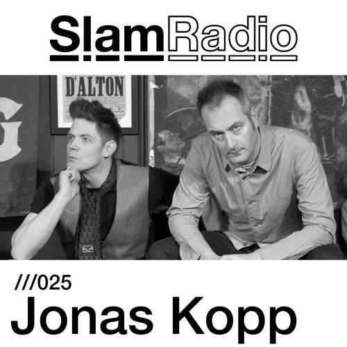 Slam Radio - 025 - Jonas Kopp