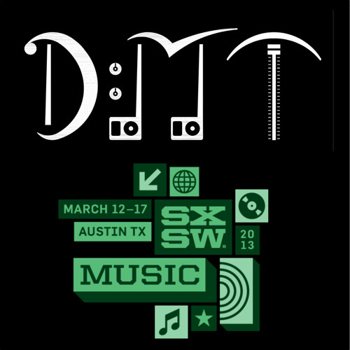 Sean Glover, Artist Relations at SoundExchange - DMT @ SXSW 2013