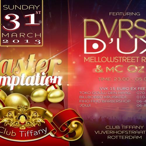 DVRSE D'UX - Easter Temptation spot 31 maart 2013