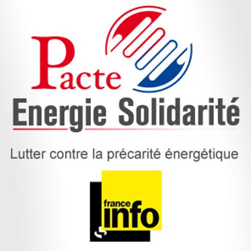 En direct de France Info : CertiNergy présente son pacte énergie solidarité sur le terrain