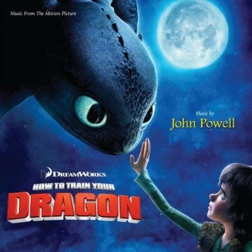 How to train your Dragon theme