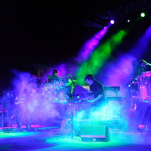STS9 - Thriller live @ The Congress Theater