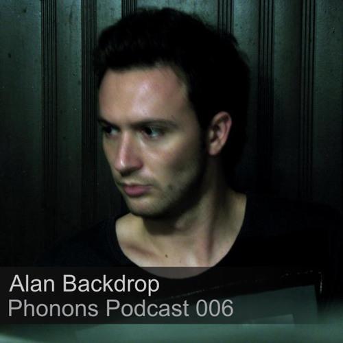 Phonons Podcast 006 - Alan Backdrop