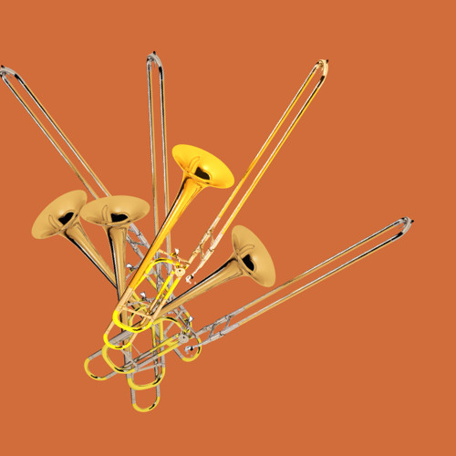 Badinerie Arr. for Alto and Bass Trombones