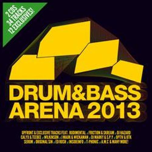 A.M.C - Puppet Dance - Drum & Bass Arena 2013