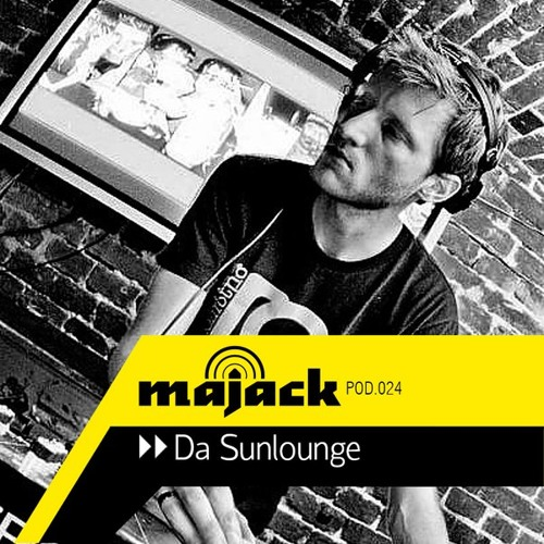 Da Sunlounge Podcast for Majack, Russia - March 2013